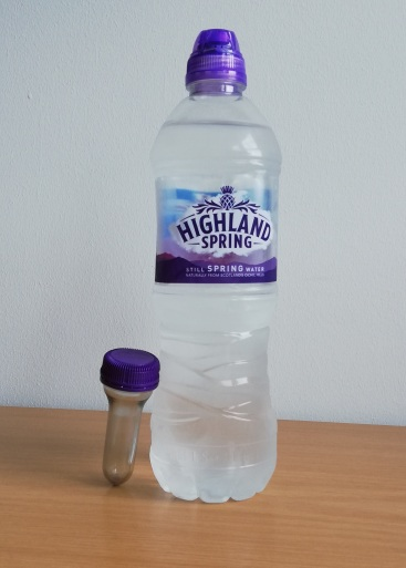 Highland Spring Bottle